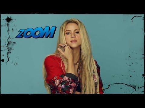 Vidéo !  Shakira en string pendant un bain de minuit !