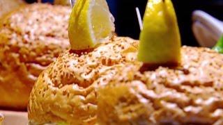 ساندويشات سمك الفيليه - ايمان عماري