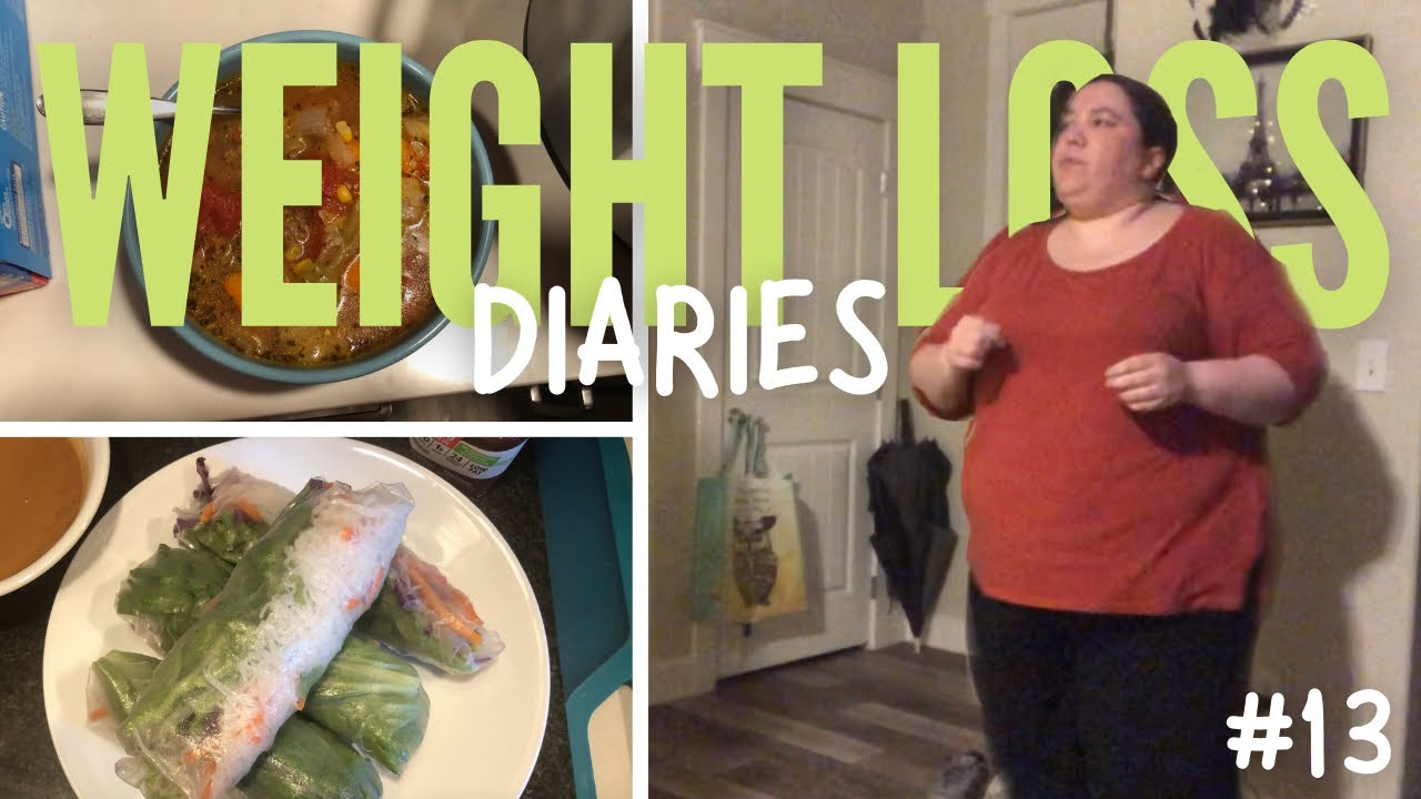 WEIGHT LOSS VLOG: A really emotional morning… | Workout and Diet Diary #13