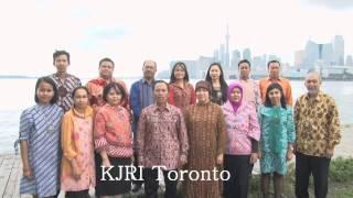 KJRI Toronto: Dirgahayu Kementerian Luar Negeri - 2015
