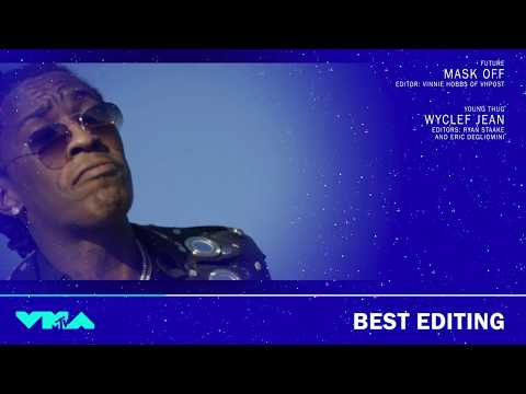 MTV Video Music Awards 2017 - Best Editing Nominees - VMAs
