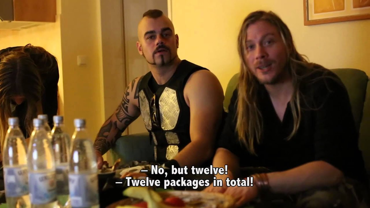 Sabaton Swedish Empire Tour 2013 — #72 — Metal Hammer Paradise