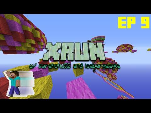 Minecraft XRUN EP 9: Acropolis Speed-Run!