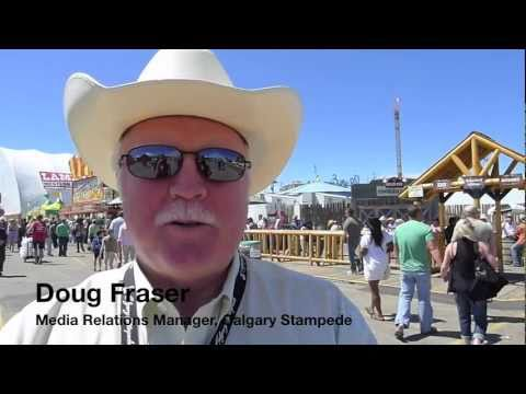 Sugarland TV: The Fair and Festival Report visits the Calgary Stampede!