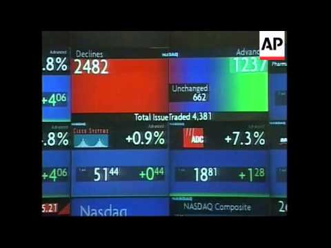 USA: NYSE LATEST