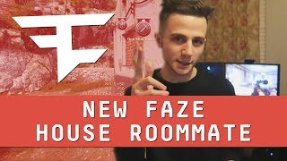 TESTY MOVES INTO THE NEW FAZE HOUSE!