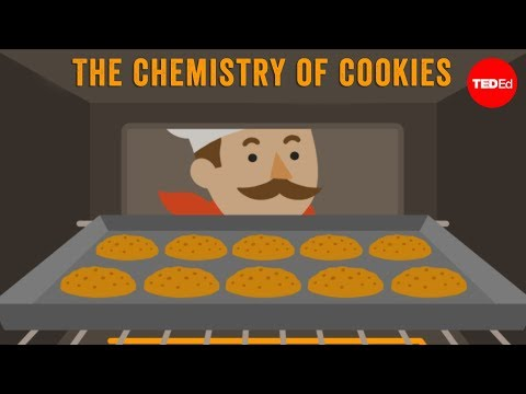 Video image: The chemistry of cookies - Stephanie Warren