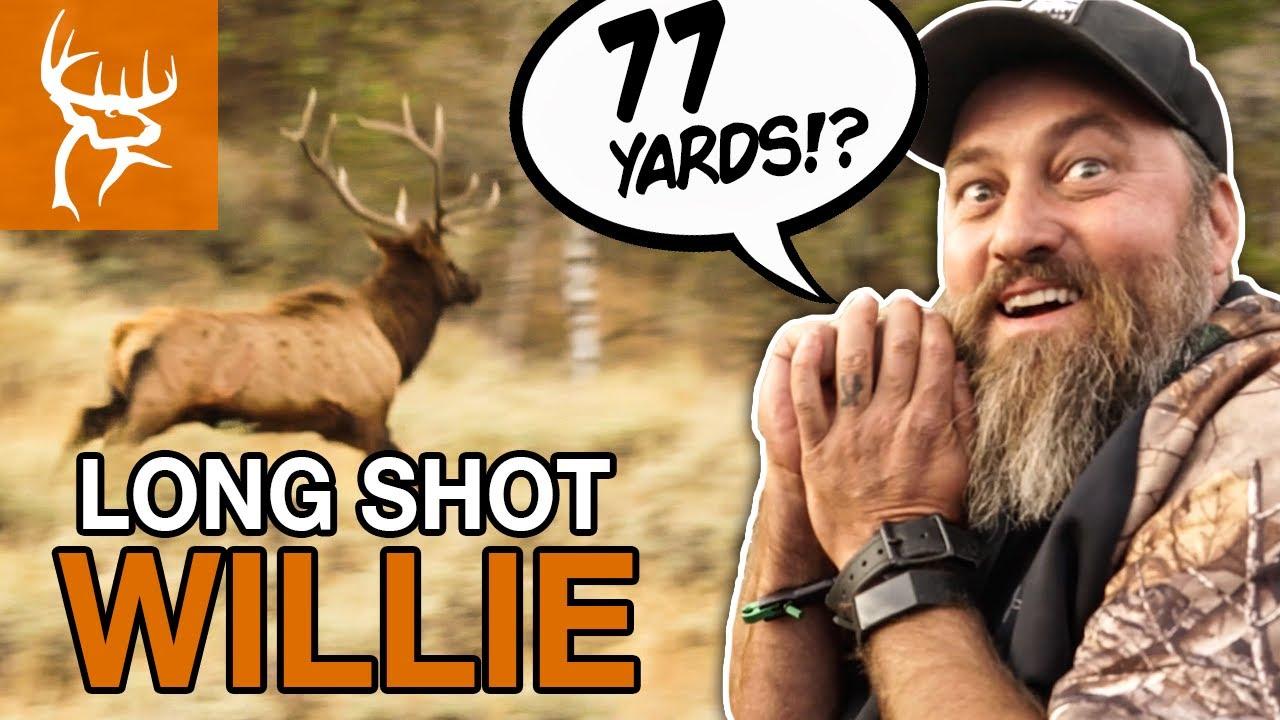 15 DAY ELK HUNT with WILLIE   ARCHERY Elk in IDAHO   Buck Commander   FULL EPISODE