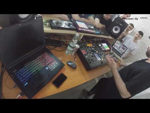 "Master-class CVPELLV ""Диджеинг и битмейкинг"" @ Pioneer DJ School | Moscow"