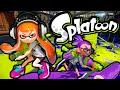 Splatoon Wii U Online Global Testfire LIVE Stream #3! New Shooter Weekend Event Demo Nintendo HD