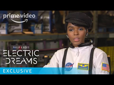 Philip K. Dick's Electric Dreams - Behind the Scenes with Janelle Monae [HD] | Prime Video