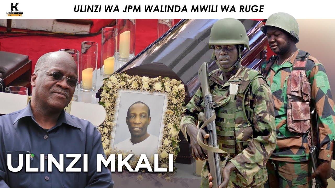 Download ULINZI WA JPM WALINDA MWILI WA RUGE