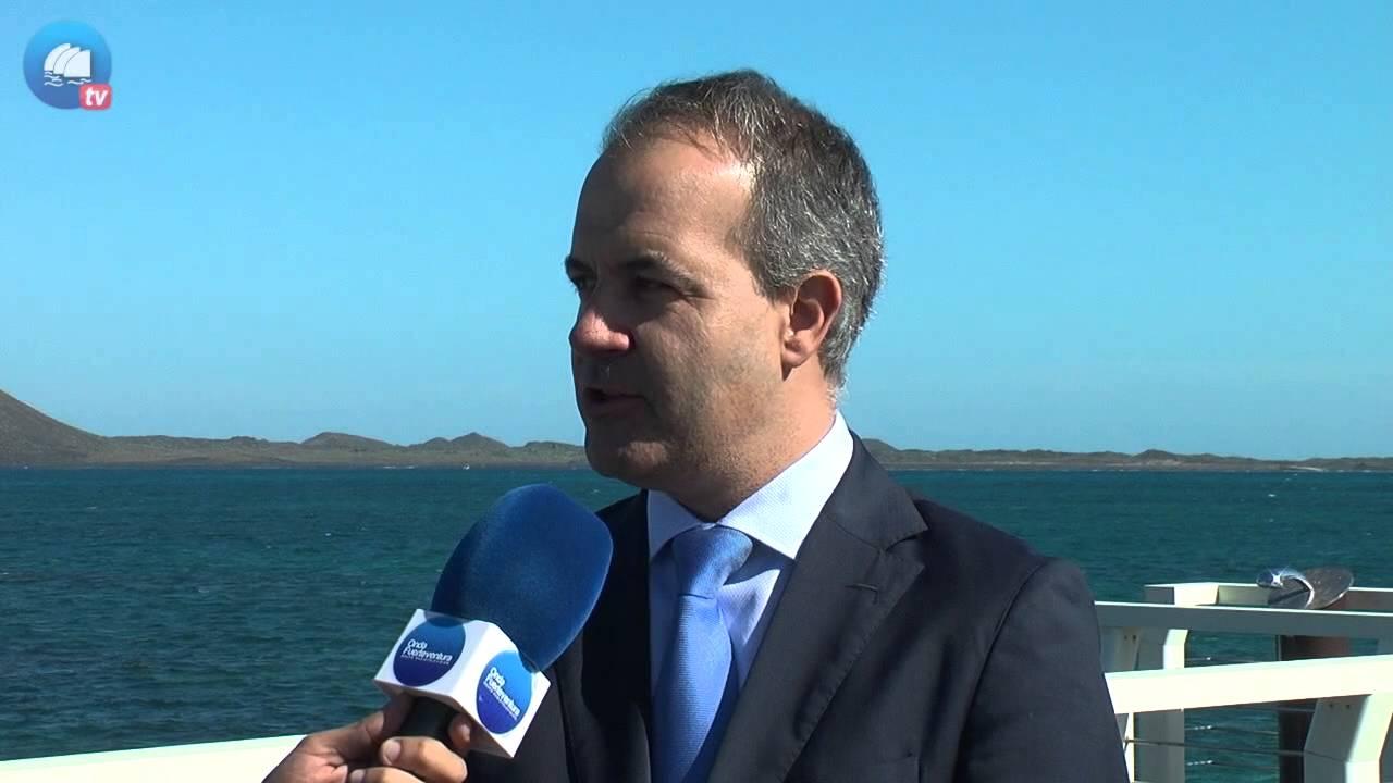 Entrevista - Javier Tello, Director General del Gran Hotel Atlantis Bahía Real