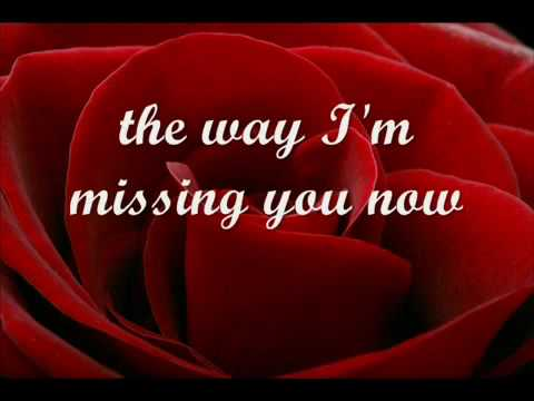 Michael Bolton - Missing You Now (Lyrics).mp4