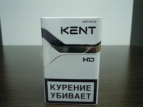 Обзор сигарет KENT NAVY BLUE 6