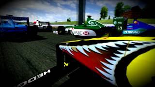 NR2003: Formula 1 2001 Carset Trailer