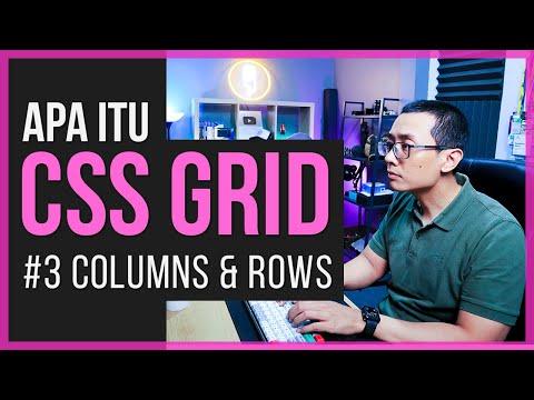 CSS GRID | #3 Columns & Rows
