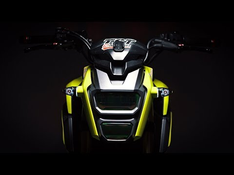 How to install Mech-GTR Turn Signals on a Honda Grom by TST Industries
