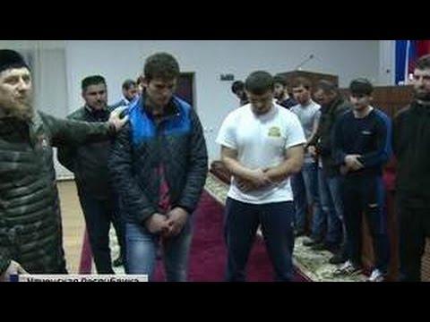 Кадыров развербовал и отпустил группу молодых чеченцев