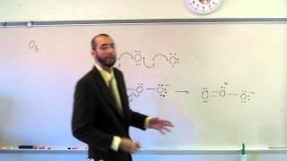 VSEPR Theory - Ozone (O3) 003