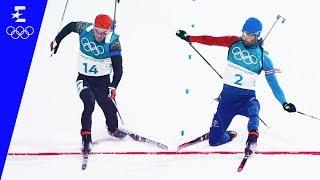 Biathlon | Men's 15km Mass Start | Pyeongchang 2018 | Eurosport