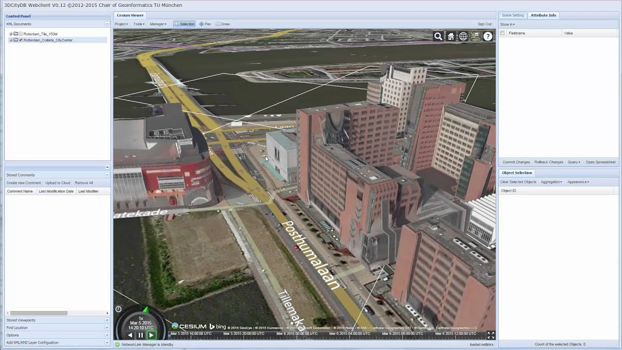 3DCityDB WebClient Cesium Demo