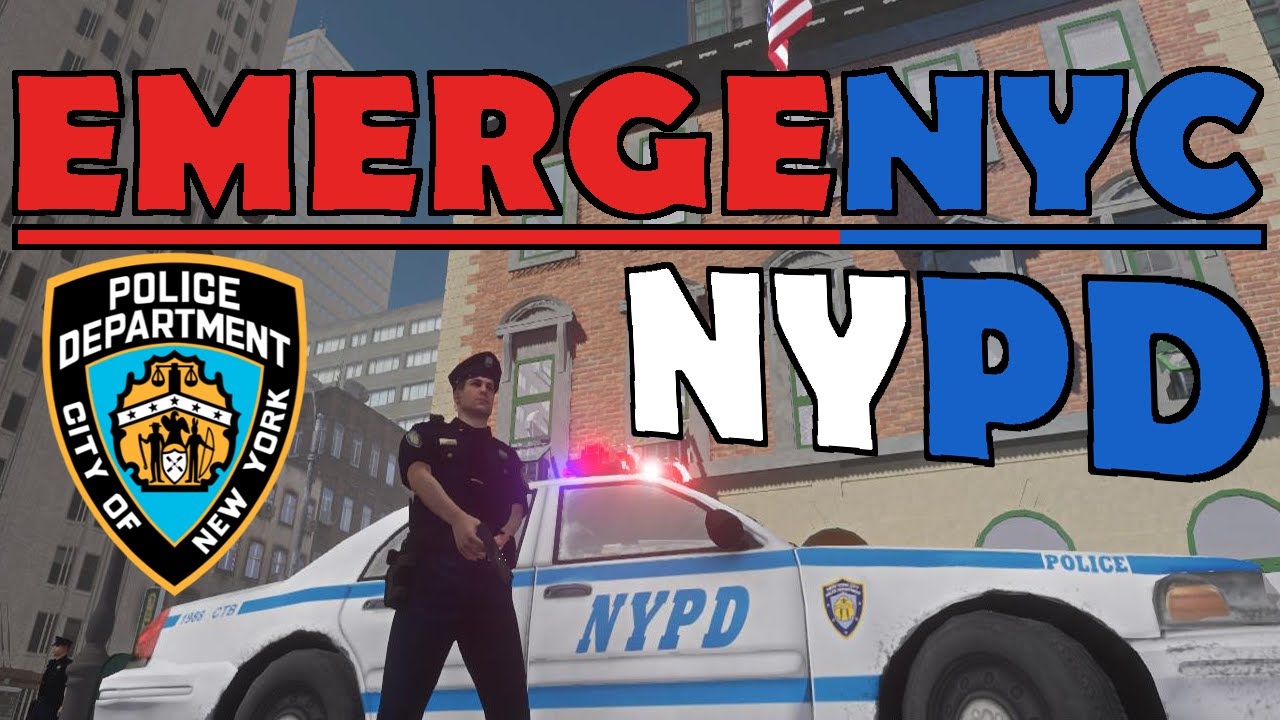 Emergenyc new york police department youtube for Bureau new york conforama