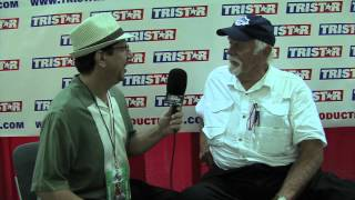 Artie Clear interviews Gaylord Perry at the 33rd Annual National