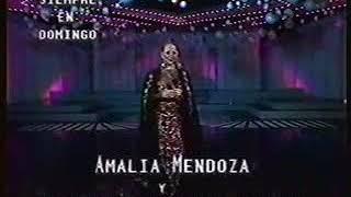 Amalia Mendoza y el Mariachi Águilas de América.