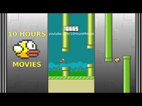 Flappy Bird High Score 10 Hours
