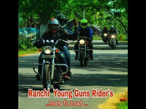 YOUNG GUNS || Ranchi to chandipur Beach Odisha || Episode # 01