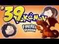 Pokemon FireRed Walking Through PART 39 Game Grumps