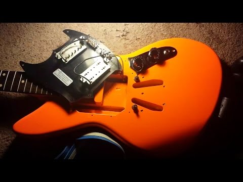 jagstang hh wiring mustang switches! youtube gibson les paul standard wiring diagram jagstang hh wiring mustang switches!
