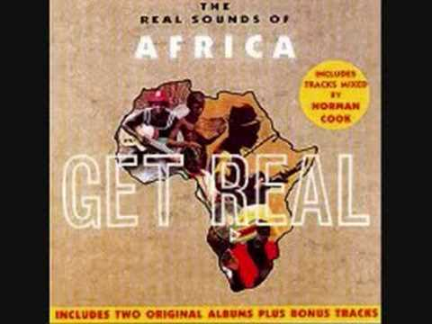 Soccer Fan - Real Sounds of Africa