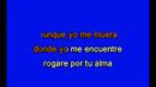 Pastor Lopez - Traicionera (karaoke)
