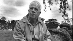 "Robert Frost Recites ""Acquainted with the Night"""