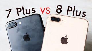 iPhone 7 Plus Vs iPhone 8 Plus In 2019! (Comparison) (Review)