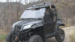 ODES UTV Review