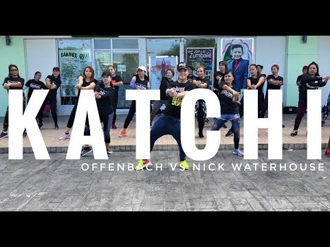 KATCHI By Offenbach Vs Nick Waterhouse | Zumba | Pop | Kramer Pastrana