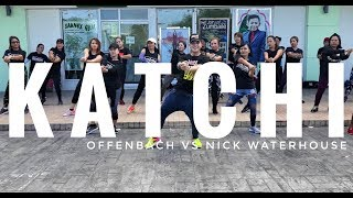 KATCHI by Offenbach vs Nick Waterhouse | Zumba | Pop | Kramer Pastrana