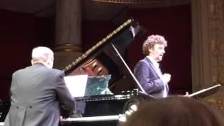 """Jonas Kaufmann """"Mondnacht"""" Schumann"""