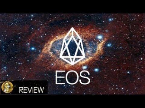 Eos cryptocurrency stock price