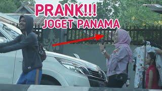 PRANK - PANAMA !!! JOGET DI TEMPAT UMUM (Engkasi)