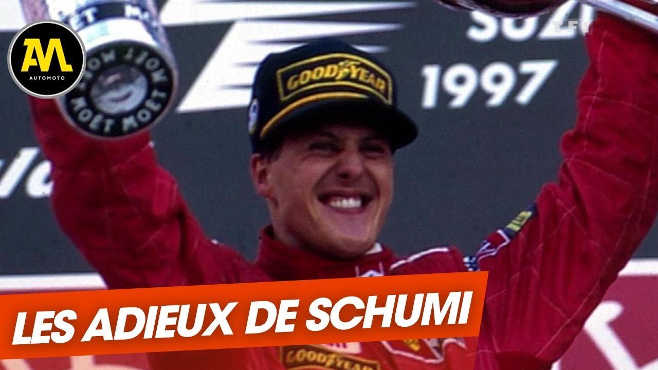 La retraite de Michael Schumacher - Automoto