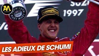 La retraite de Michael Schumacher