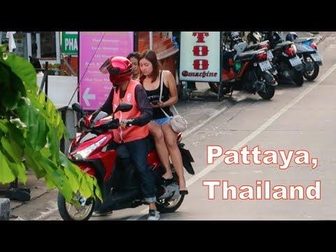 Day & Night in Pattaya City  - Vlog 222