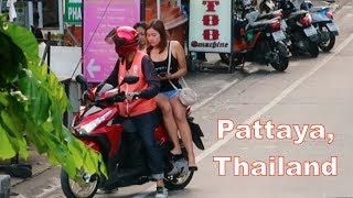 Day and Night in Pattaya City    Vlog 222