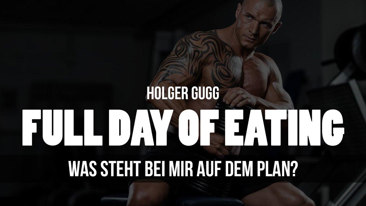 Der Bodycoach Full Day Of Eating Abnehmen Trotz