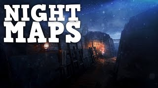 NEW NIGHT MAP CONFIRMED - Battlefield 1 Playstation 4 Pro Gameplay