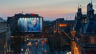 blowUP media (Netherlands): H&M, Amsterdam - The Marriott @ Leidseplein